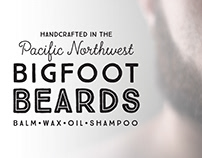 Bigfoot Beards Branding