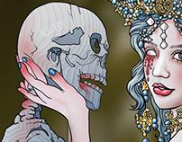 La reine des morts