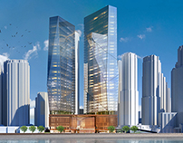 Dubai Hotel-Residence Project