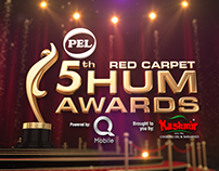Red Carpet 5th HUM AWARDS