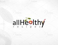 All Healthy Recipes Logo