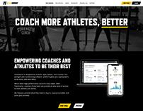 Train Heroic Fitness Website