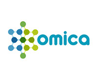 Logo Omica and projects