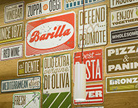 Barilla Restaurants @ Herald Sq