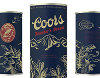 Coors Founder's Dream Campaign