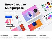 Multipurpose Creative Agency & Business Template