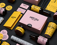Poco Loco -  Rebranding and packaging project