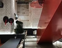 Pizza22cm in Moscow | DA. Design & Architecture bureau