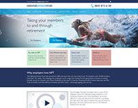 National Pension Trust Website