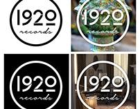 1920 Records logo