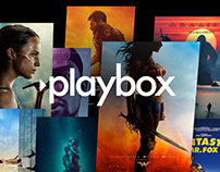 PlayBox. Media Streaming Platform