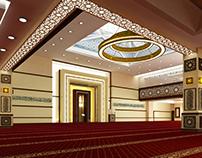 Khalify masjed interior