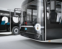 YANGTSE Motor Group - Electric bus platform