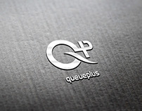 Q+ ( Queue Plus ) System / Logo