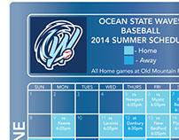 Ocean State Wave Baseball