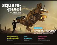 Revista SquarePixel