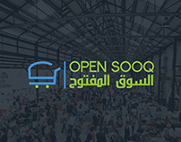 Open Sooq - السوق المفتوح| Idnetity Brand