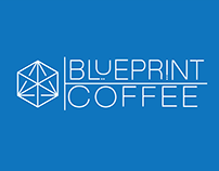 Logo Animation:Blueprint Coffee