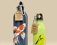 Earth Lust Eco-Friendly Bottles