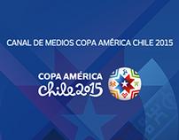 Canal de Medios - Copa América 2015