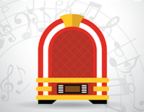 Branding Radio Rockola.pe