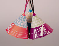 Knotty Knitters | Packaging Project