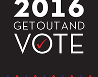 Get out the Vote! Poster Design