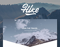 Hike Website