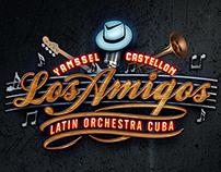 LOS AMIGOS - LATIN ORCHESTRA CUBA