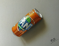 Drawing Fanta