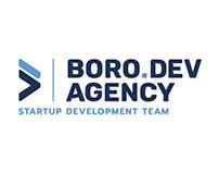 Boro.Dev Agency - Logo Design