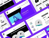 Iron Lady webdesign