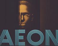 AEON album covers