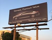 Hyundai Billboards