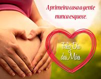 Campanha Dia das Mães.