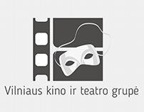 Vilniaus kino ir teatro grupė   Logo
