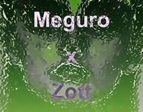 Kei Meguro x Henry Zott. PIVO - Unofficial Collab
