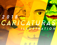 Caricaturas Mcs / DJs