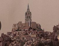 Képzelt Város