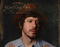 Johnny Gallagher: Six Day Hurricane CD