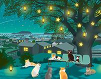 TABINEKO-Christmas Song