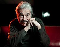 Massimo Dapporto: portraits