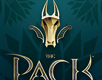 """The Pack"" - Graphic Novel"