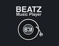 [BEATZ] Music Player App.