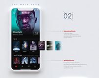 Netflix UX UI