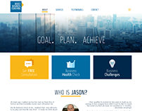 Boost Business Coaching website design