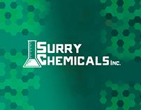 Surry Chemicals Branding