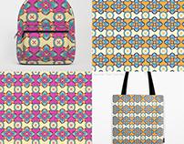 Spanish Tiles Print Collection