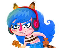 Character Design - 2016
