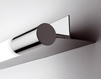 Milenium bath light. Vibia.
